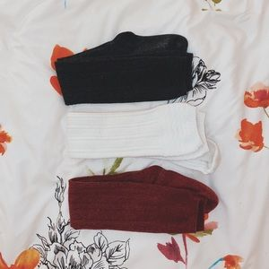Over the knee 🔥 sock bundle